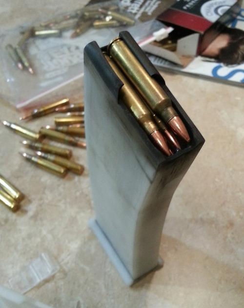 3d printed .ammo magazine