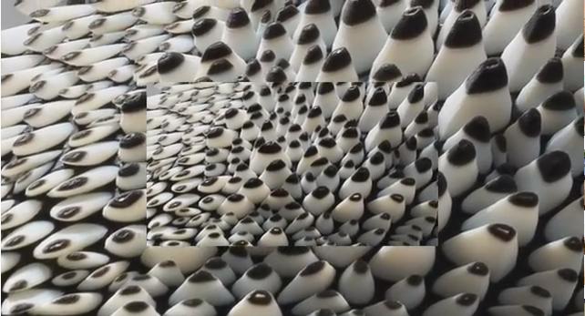 3d printed barnacles