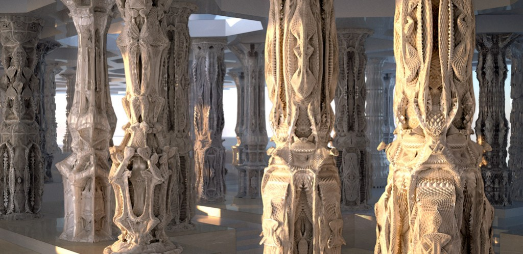 algorithmic columns
